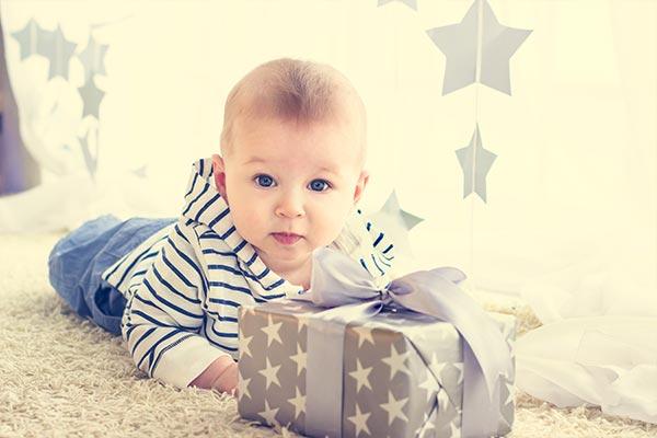 מתנות לידה לבנים