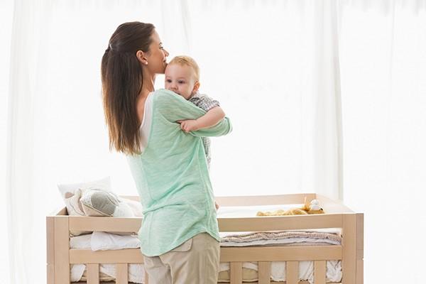 בחירת עריסה לתינוק