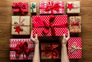 רכישה מרוכזת של מתנות לידה