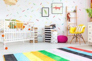 איך נבחר חדרי שינה לילדים?